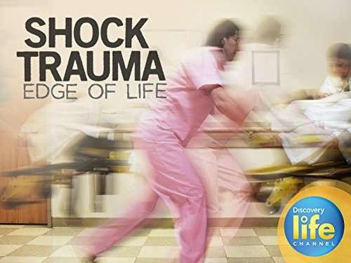 Shock Trauma: Edge of Life kapak