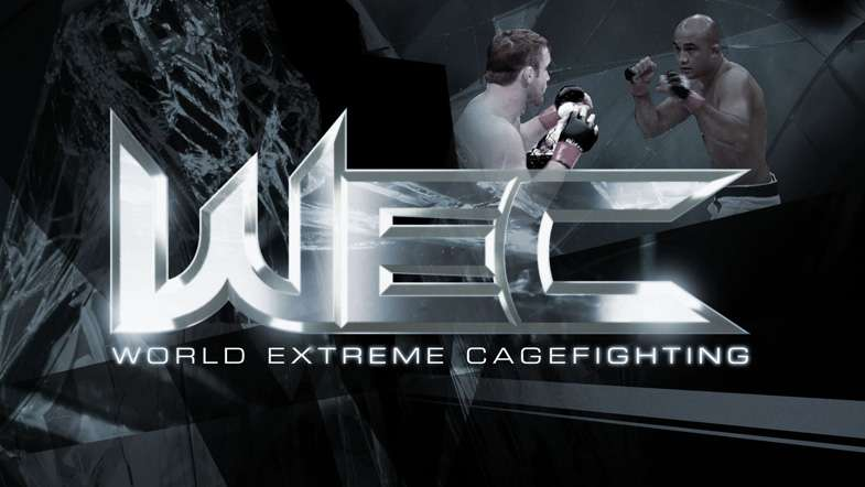 World Extreme Cagefighting kapak