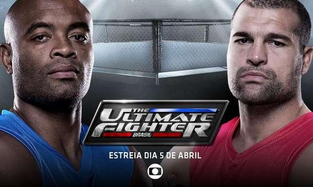 The Ultimate Fighter: Brazil kapak