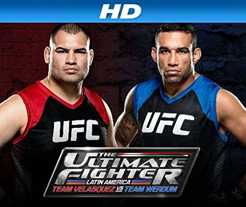 The Ultimate Fighter: Latin America kapak