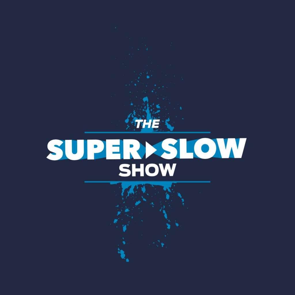 The Super Slow Show kapak
