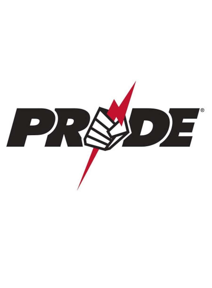 Pride Fighting Championships kapak