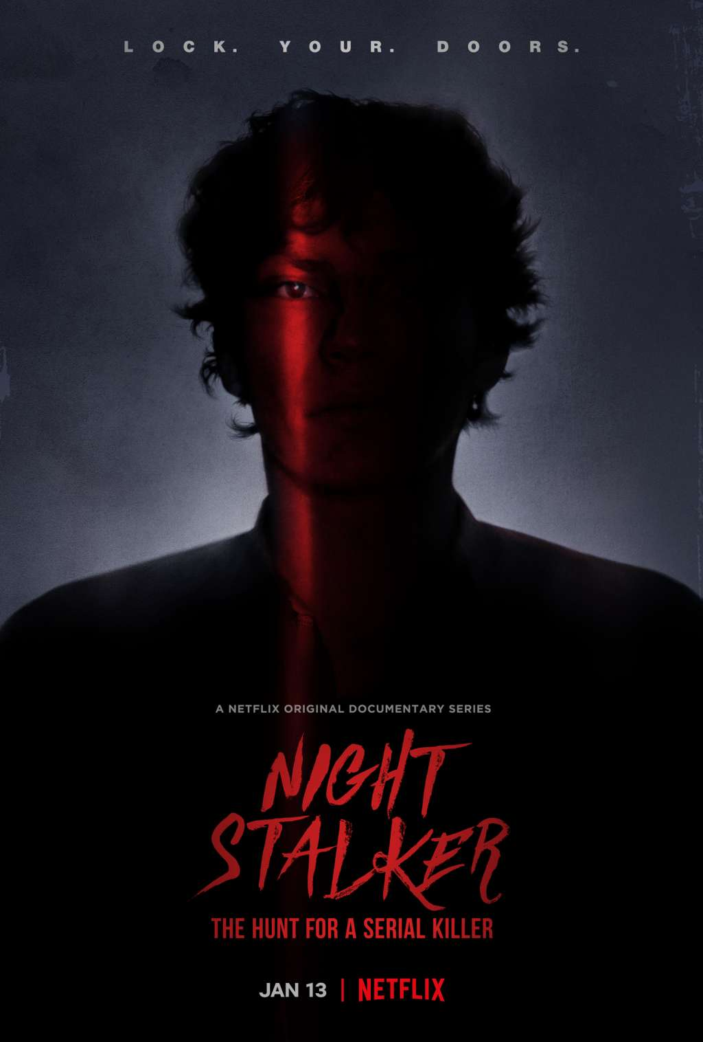 Night Stalker: The Hunt for a Serial Killer kapak
