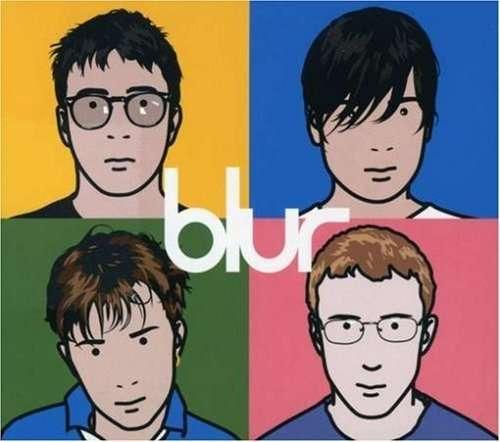 The Best of Blur kapak