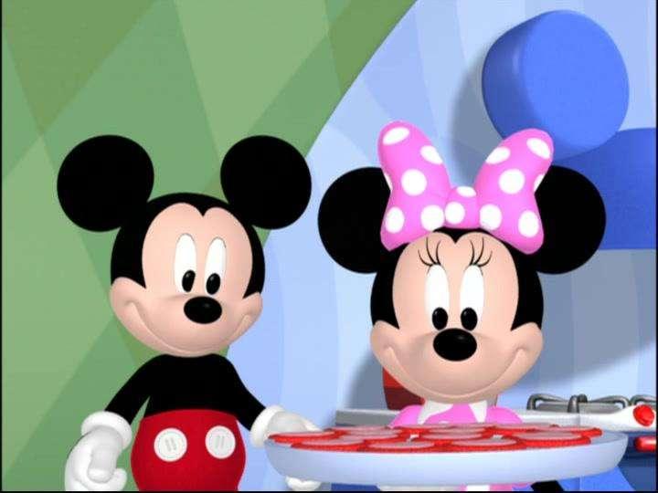 Mickey Saves Santa and Other Mouseketales kapak