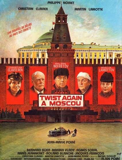 Twist Again in Moscow kapak