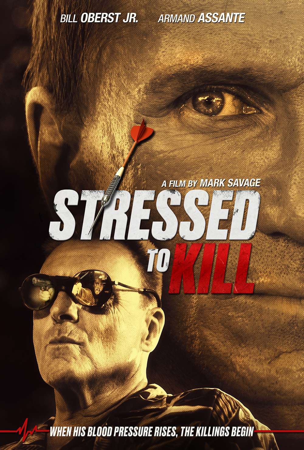 Stressed to Kill kapak