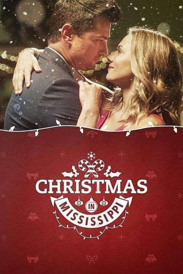 Christmas in Mississippi kapak
