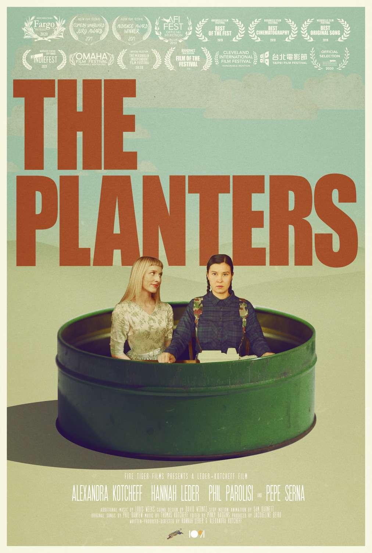 The Planters kapak