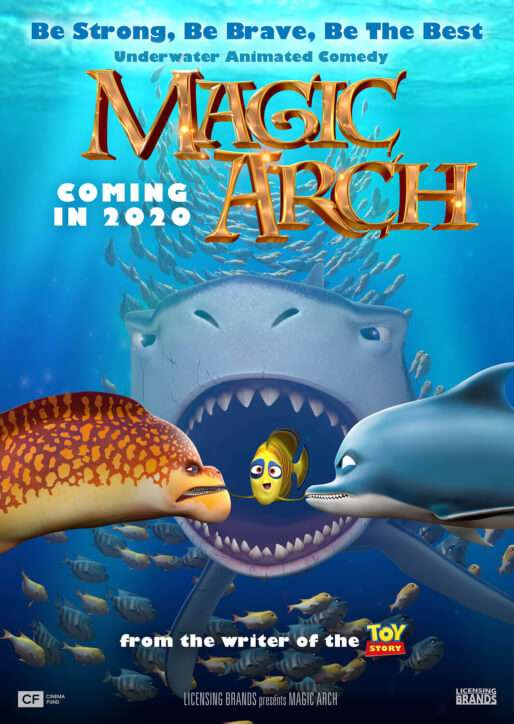 Magic Arch 3D kapak