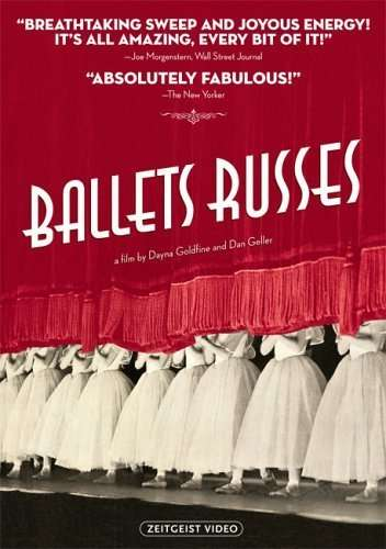 Ballets Russes kapak