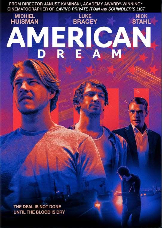 American Dream kapak