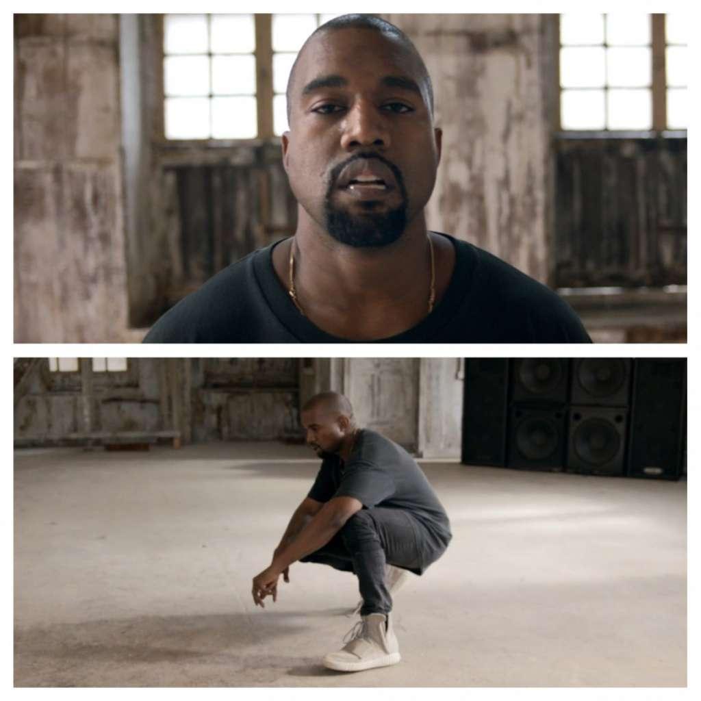 Kanye West: All Day/I Feel Like That kapak