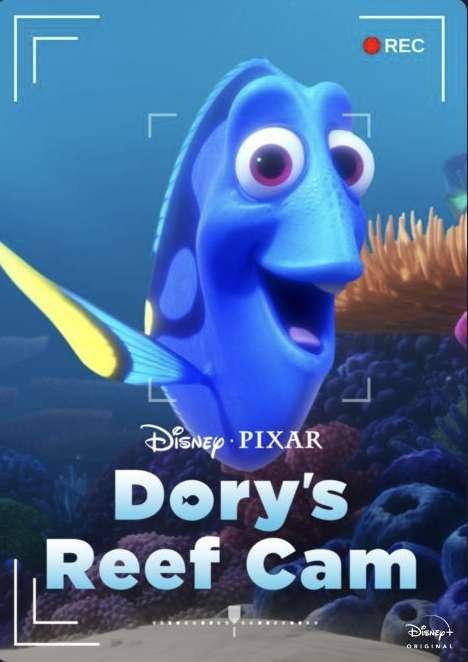 Dory's Reef Cam kapak