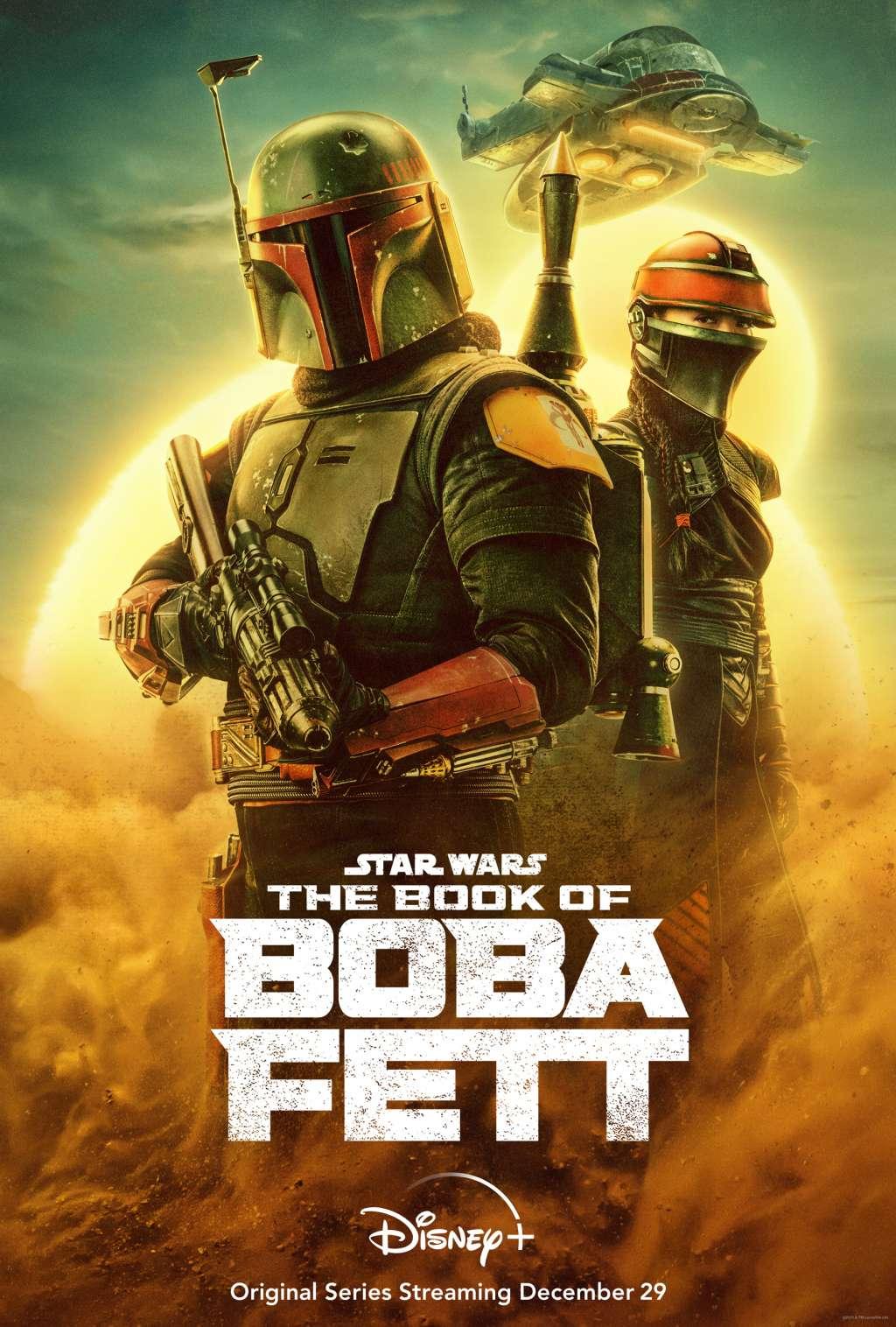 The Book of Boba Fett kapak