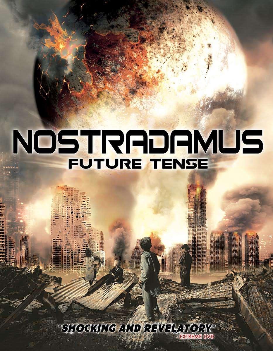 Nostradamus Future Tense kapak