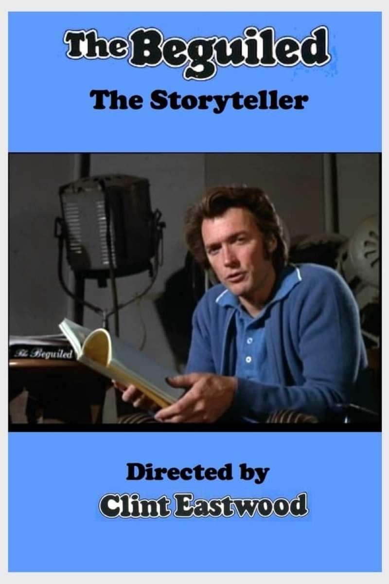 The Beguiled: The Storyteller kapak