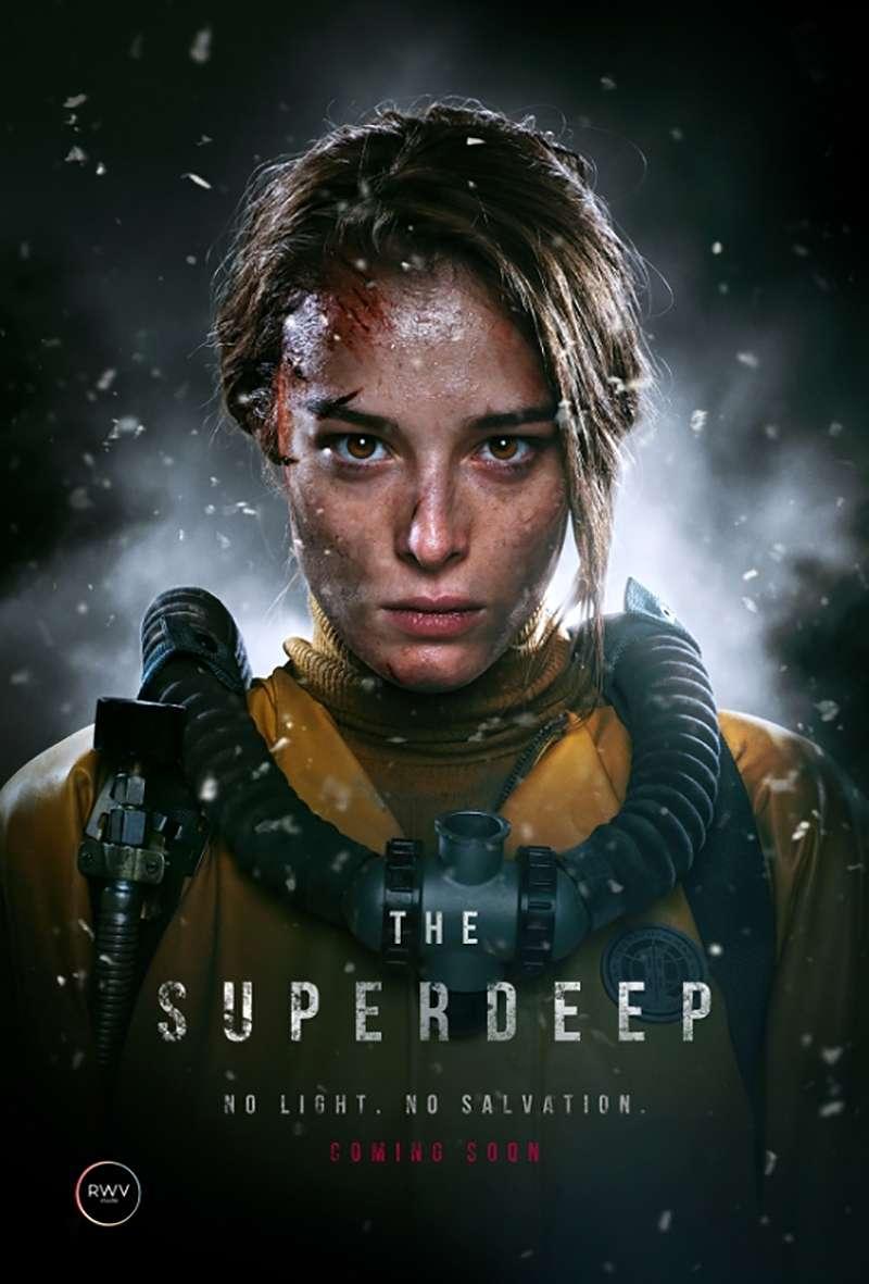 The Superdeep kapak