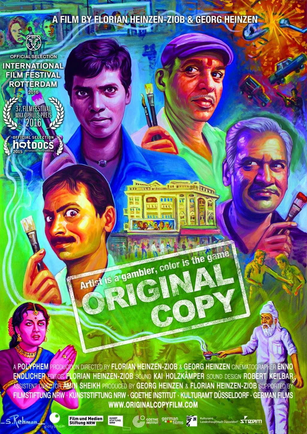 Original Copy kapak