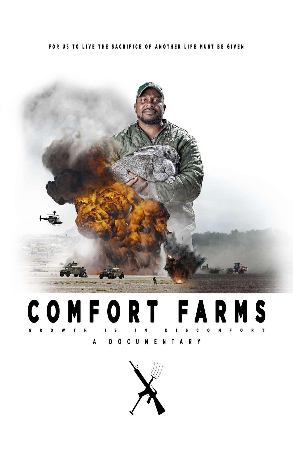 Comfort Farms kapak