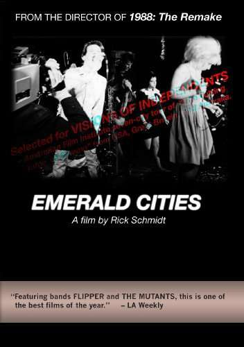 Emerald Cities kapak