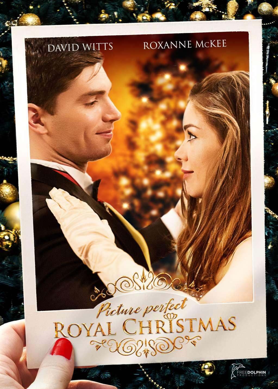 Picture Perfect Royal Christmas kapak