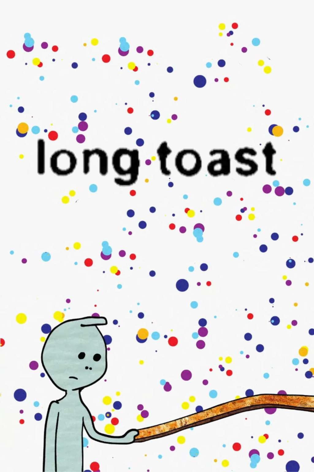 Long Toast kapak