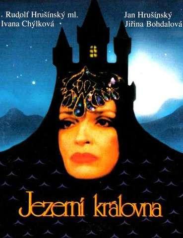 Queen of the Lake kapak