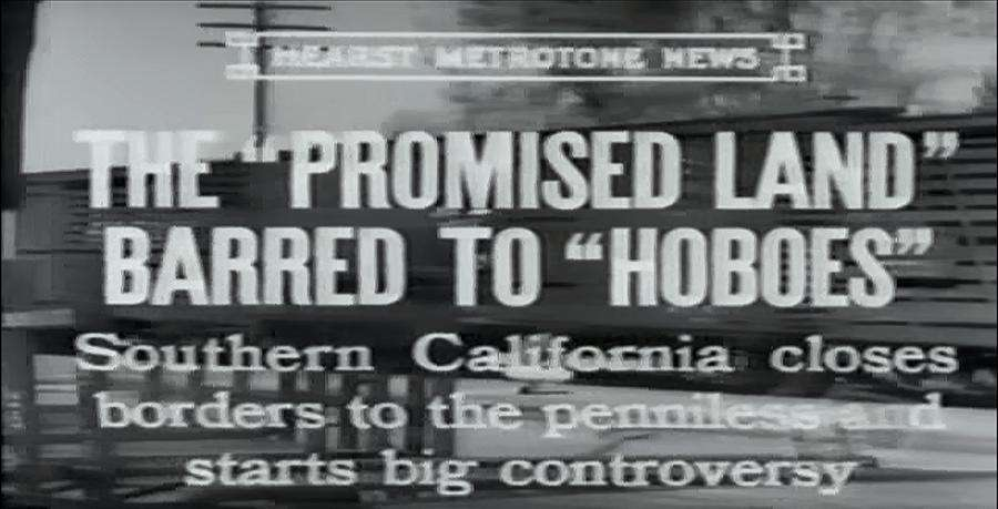 The Promised Land Barred to Hoboes kapak