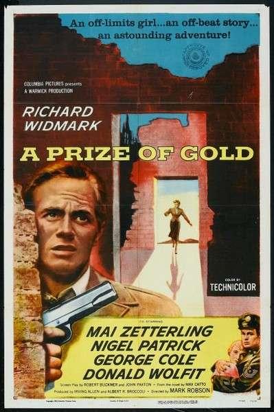 A Prize of Gold kapak