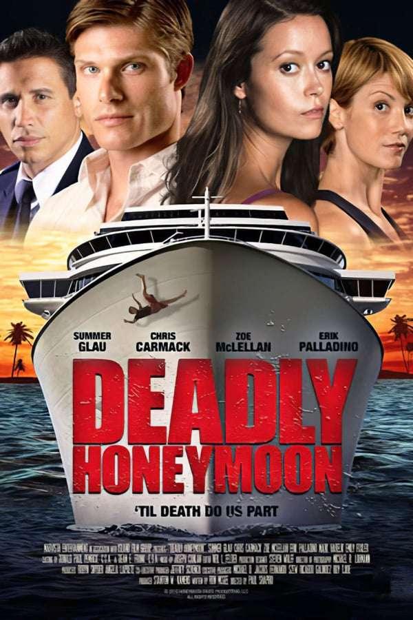 Deadly Honeymoon kapak
