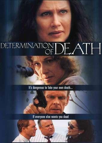 Determination of Death kapak