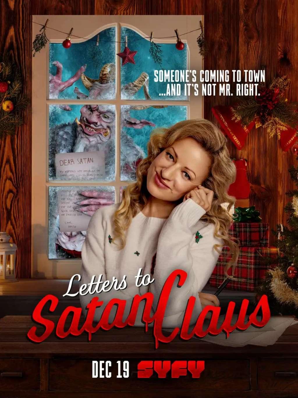 Letters to Satan Claus kapak