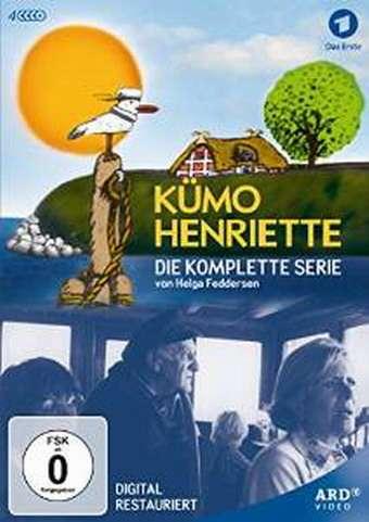 Kümo Henriette kapak