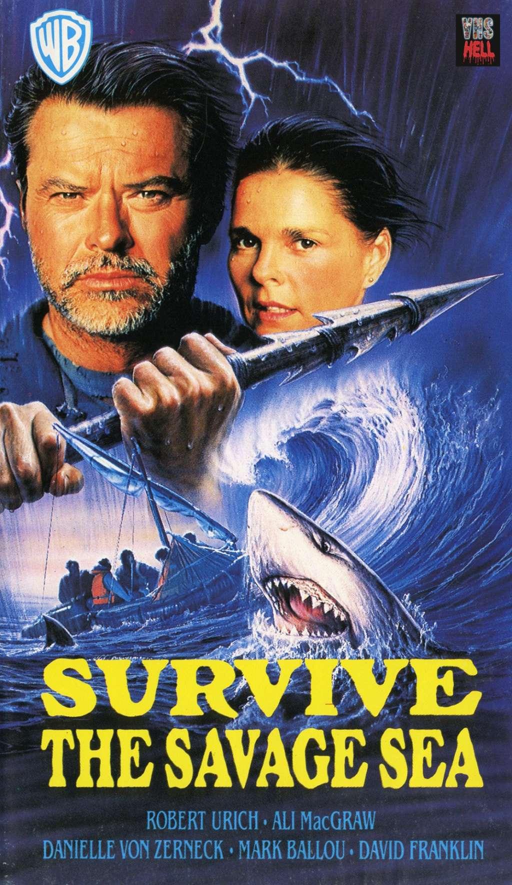 Survive the Savage Sea kapak