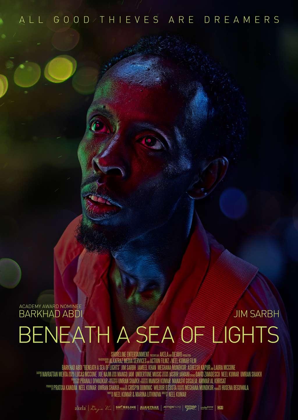 Beneath a Sea of Lights kapak