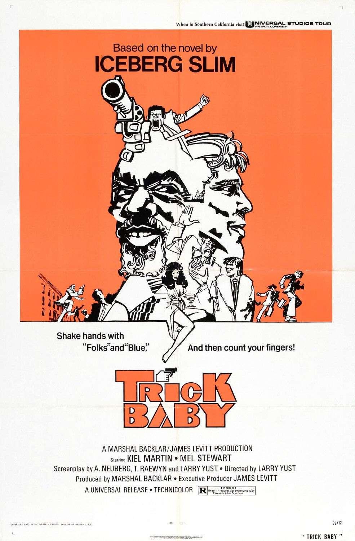 Trick Baby kapak