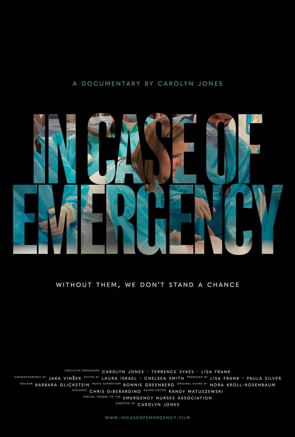 In Case of Emergency kapak