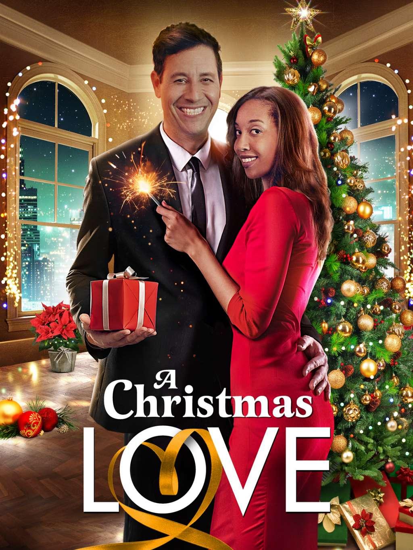 A Christmas Love kapak