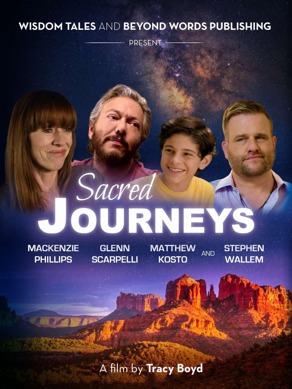 Sacred Journeys kapak