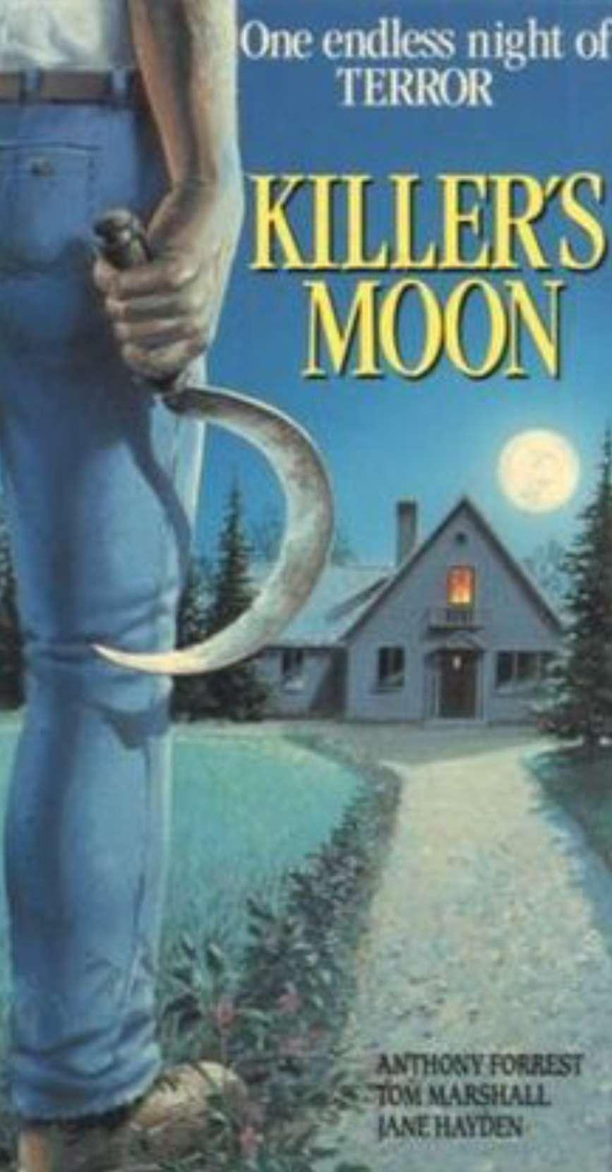 Killer's Moon kapak