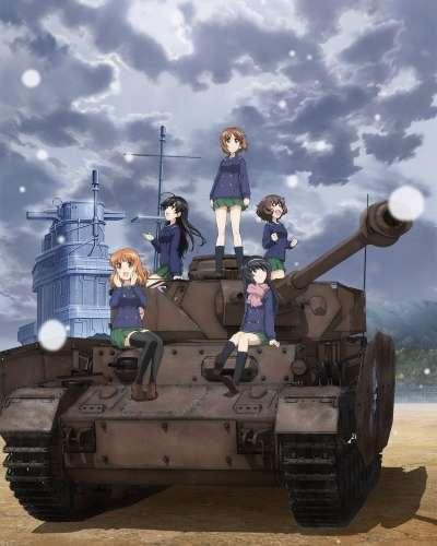 Girls und Panzer das Finale: Part III kapak