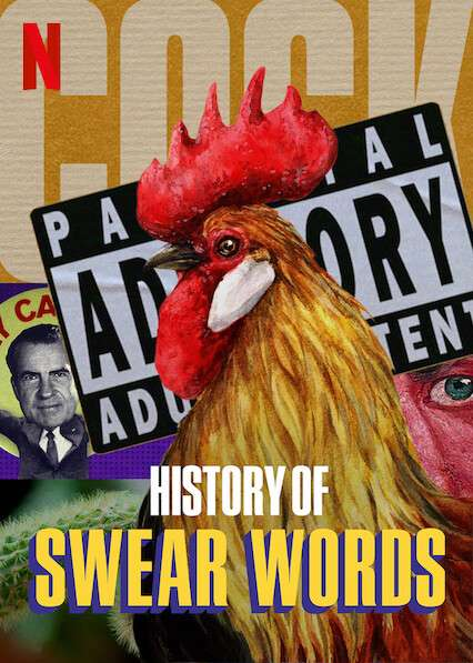 History of Swear Words kapak