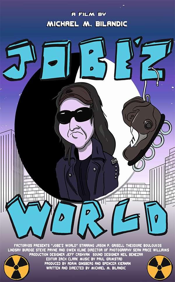 Jobe'z World kapak