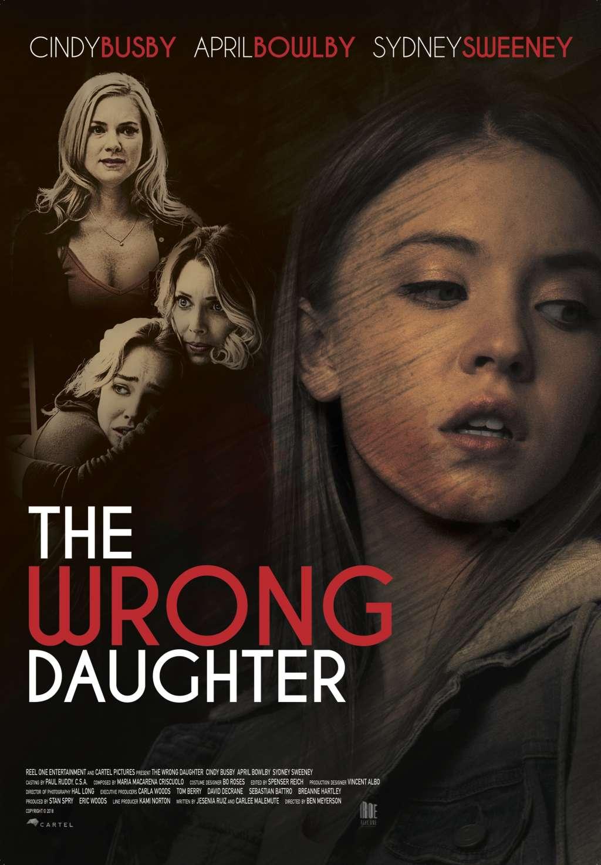 The Wrong Daughter kapak