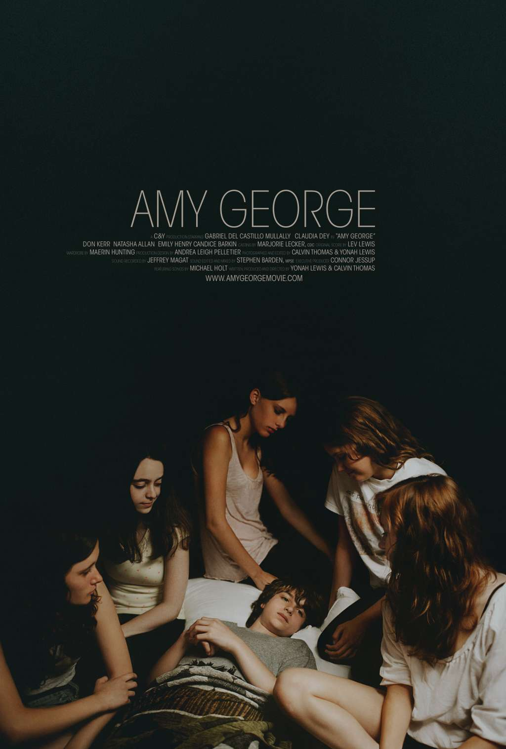 Amy George kapak