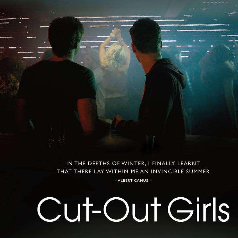 Cut-Out Girls kapak