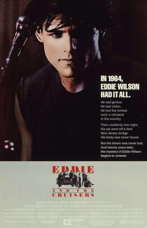Eddie and the Cruisers kapak