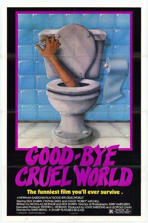 Good-bye Cruel World kapak