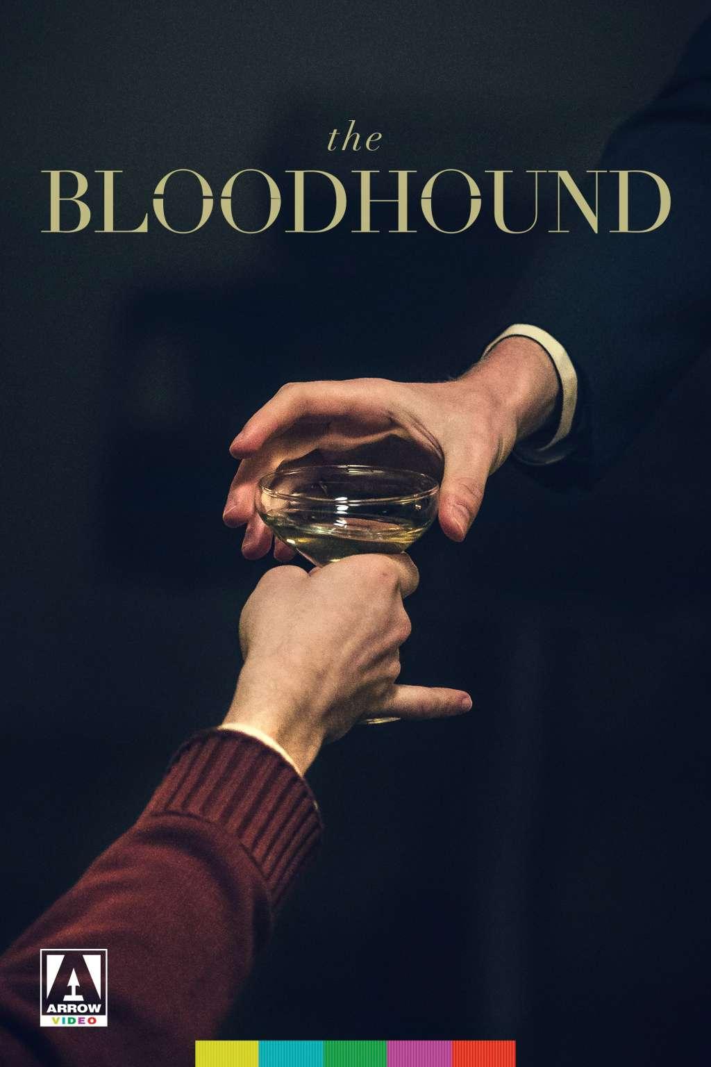 The Bloodhound kapak